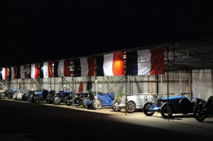 Pre-war Bugatti race at the 2014 Goodwood Members Meeting