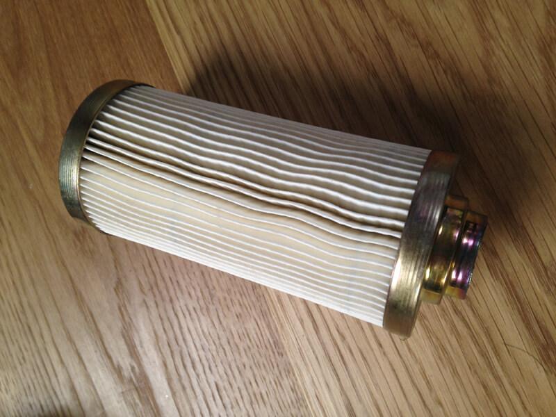 T57,T59 & T50b Oil Filters